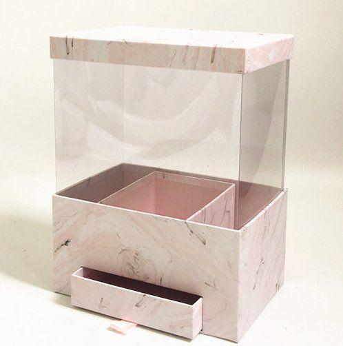 Rectangle Gift Flower Box