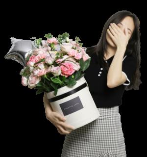 box for flower
